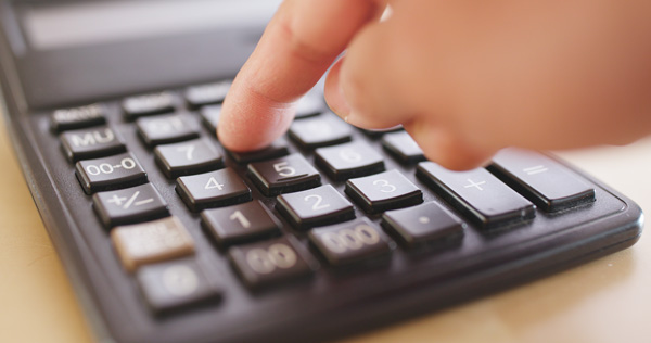 Finger on International Accounting Calculator