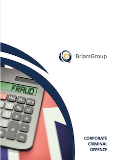 Briars Corporate Criminal Offence Brochure