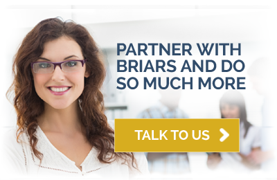 Talk to Briars and do so much more