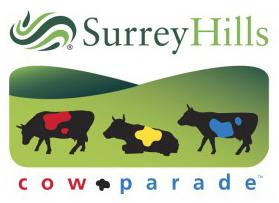 Surrey Hills Cow Parade